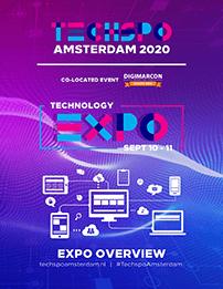 TECHSPO Amsterdam 2020 Brochure